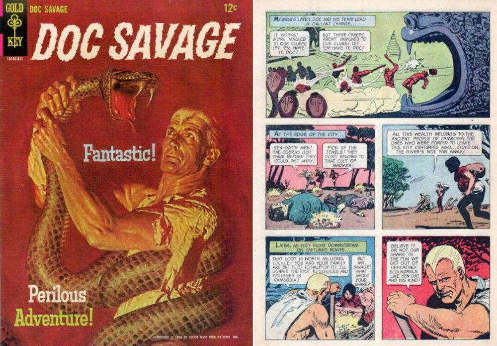 Doc Savage and Me ⋆ Atomic Junk Shop