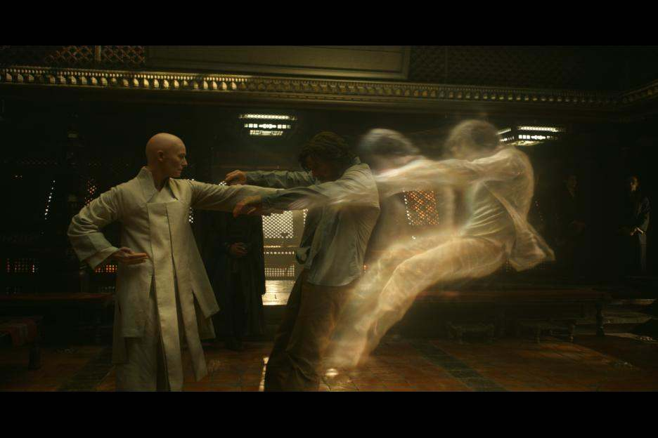 'Doctor Strange' Brings the Magic