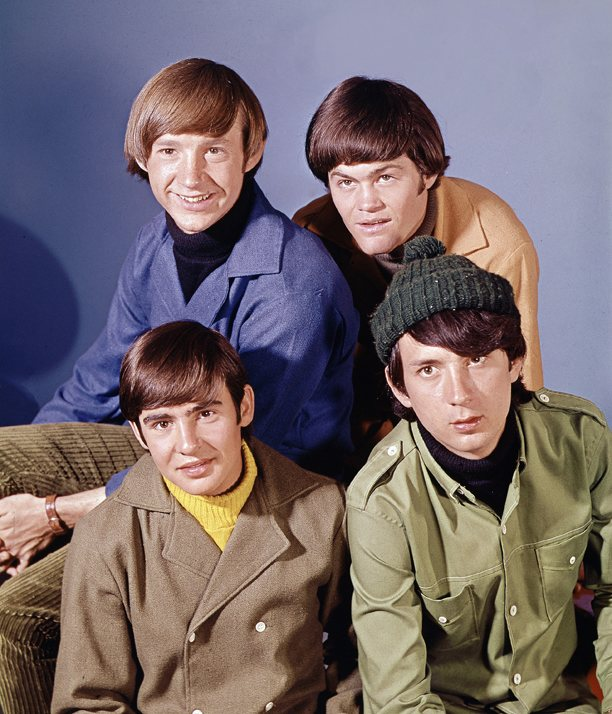 USA Monkees Pop Group