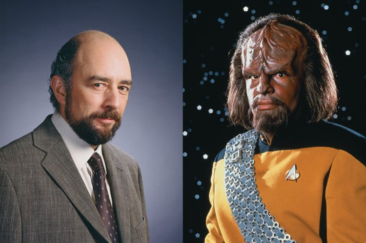 Toby Ziegler Worf West Wing Star Trek Next Generation TV