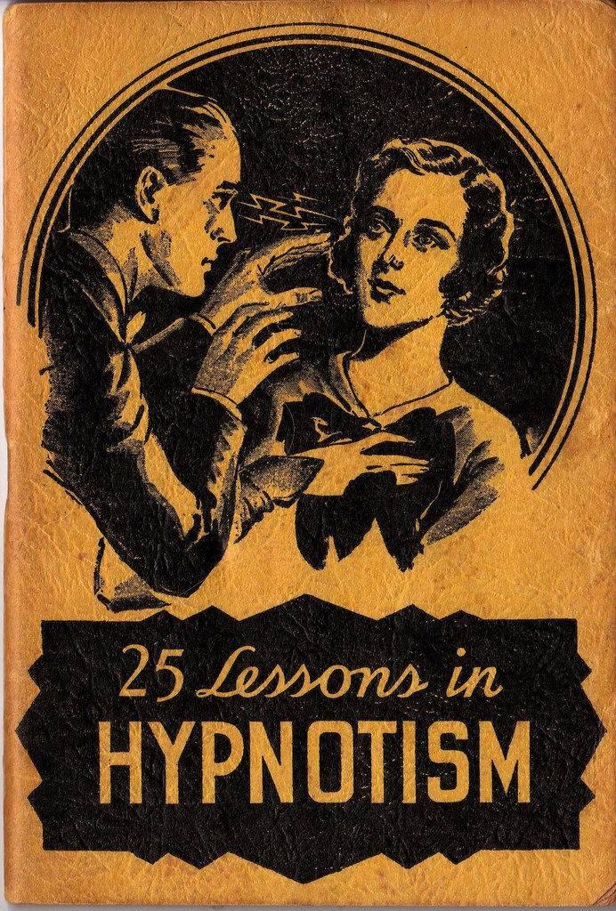 Leonard Cohen, hypnotist