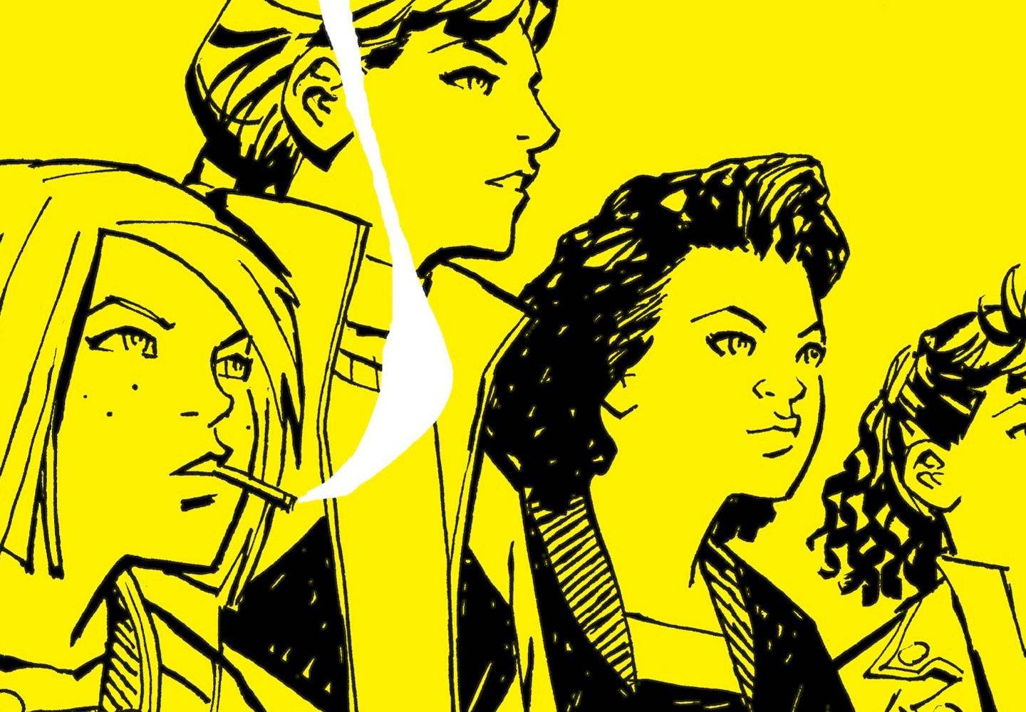 First Issue Review: Paper Girls