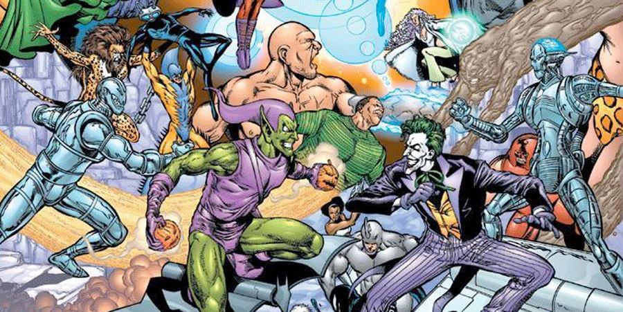 Some of the Best Super Villain Costumes, and Why They're so Evil!