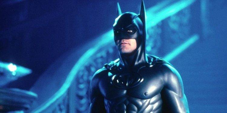 George Clooney as Batman - Atomic Junk Shop