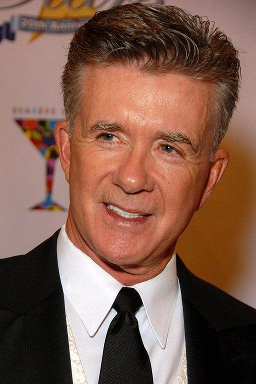 Quick Story About Alan Thicke (RIP)