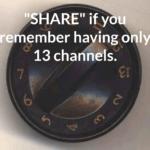 13 channels meme