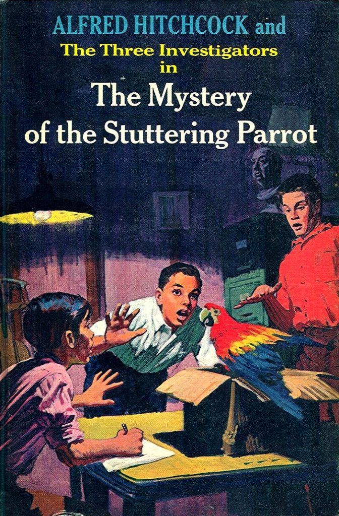 Stuttering Parrot