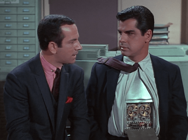 Get Smart - Max and Hymie