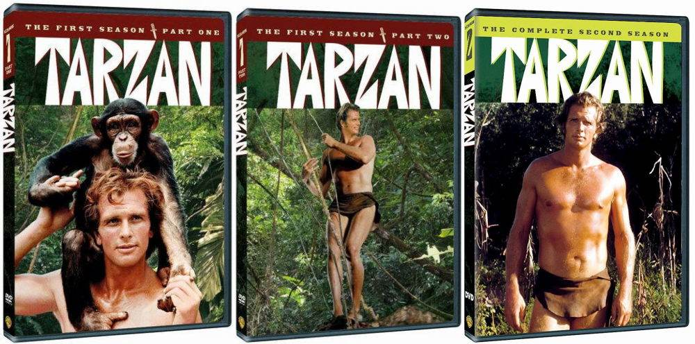 Ron Ely Tarzan