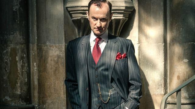 Mycroft Holmes Mark Gatiss