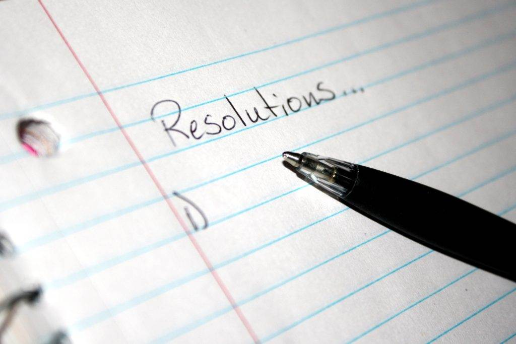 Comic Book Hoarder Resolution List