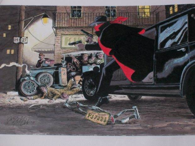 Dan Spiegle The Shadow