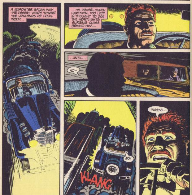 Dan Spiegle Shadow Strikes