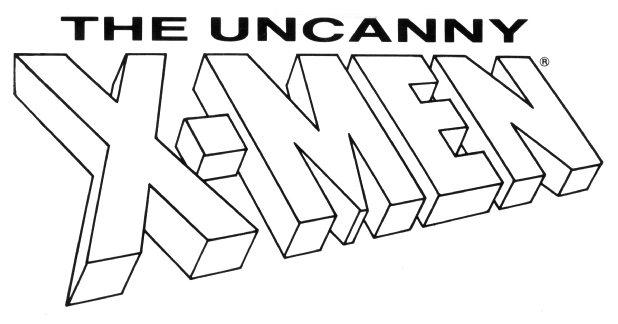 X-Men logo Steranko