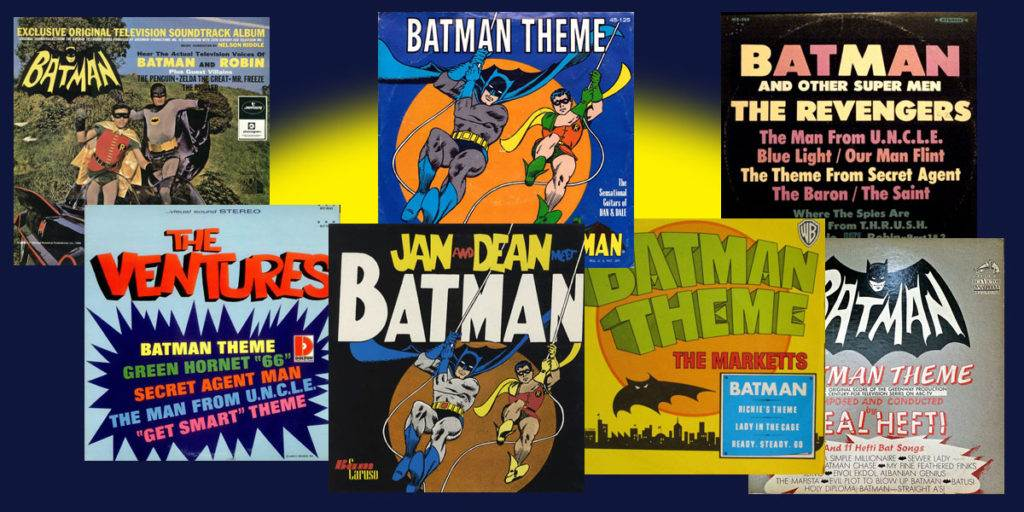 batman album covers