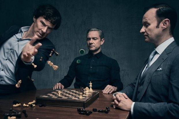 "SHERLOCK 4.3: ""The Final Problem"""