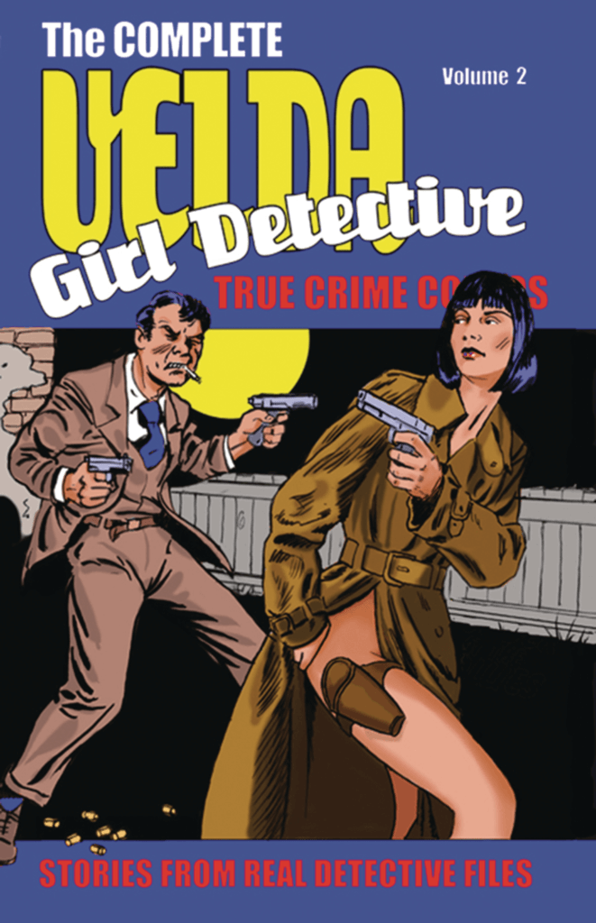 Velda Girl Detective Flippin' Through Previews January 2017