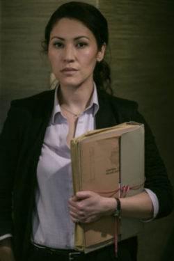 Detective Inspector Hopkins