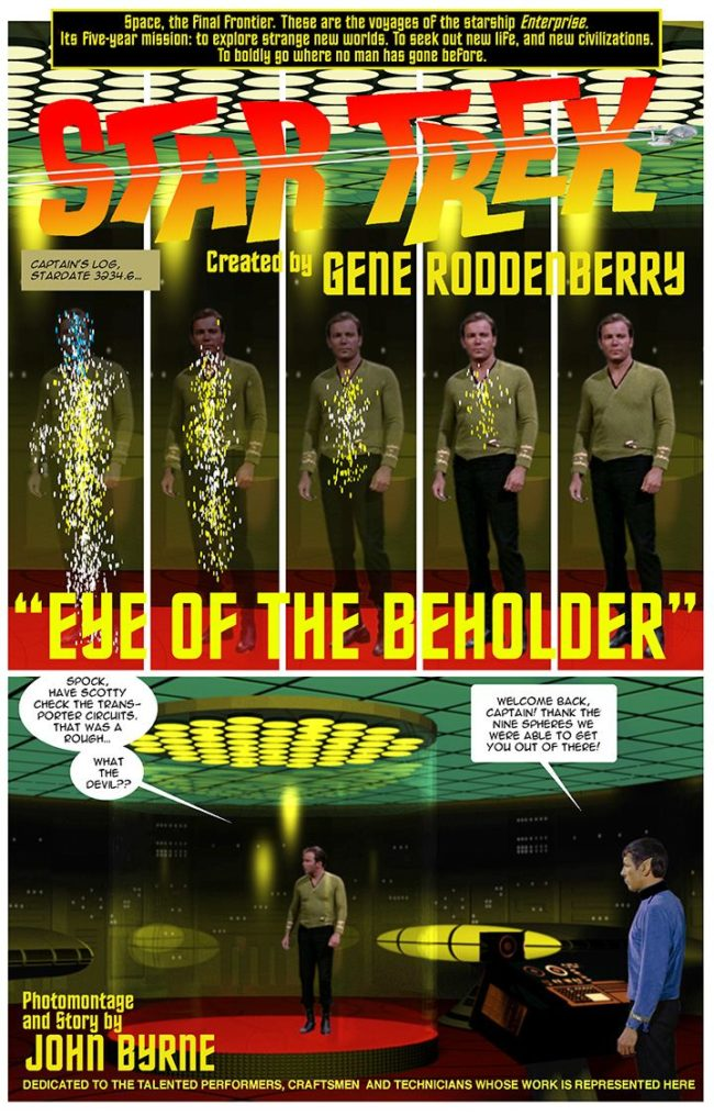 New Visions Eye of the Beholder