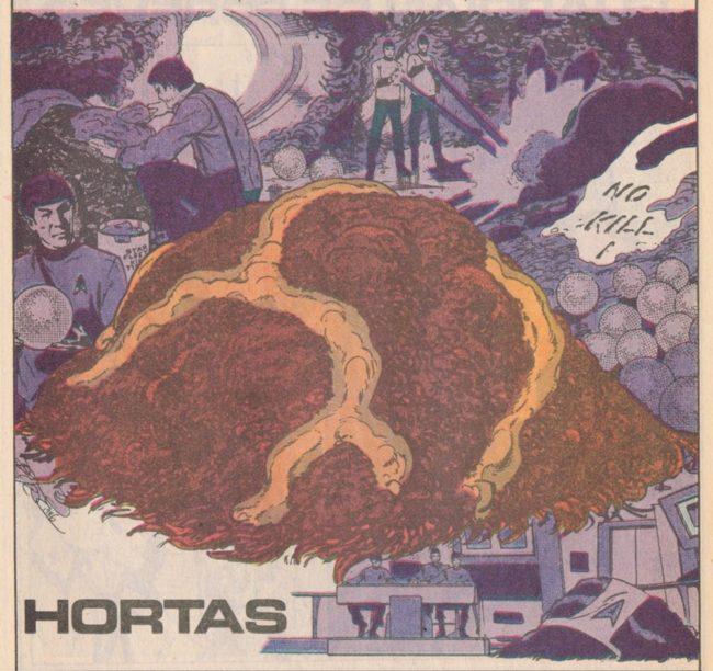 Star Trek Horta John Byrne