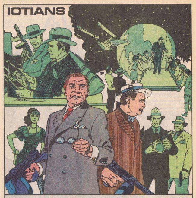 Star Trek Iotians John Byrne