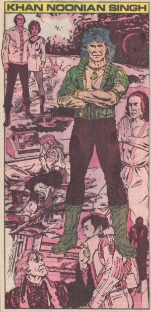 Star Trek Khan John Byrne