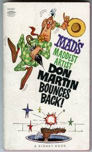 """Don Martin Bounces Back."""