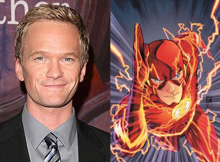 Flash Neil Patrick Harris JLA