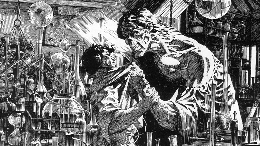 In Memory of Bernie Wrightson