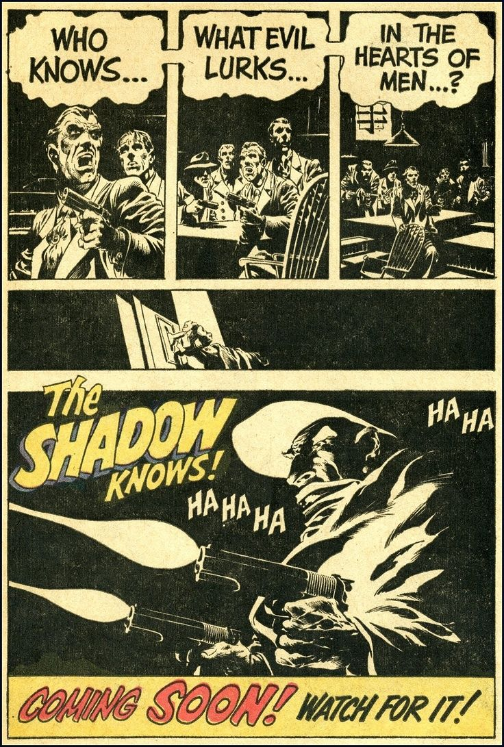 Shadow Bernie Wrightson