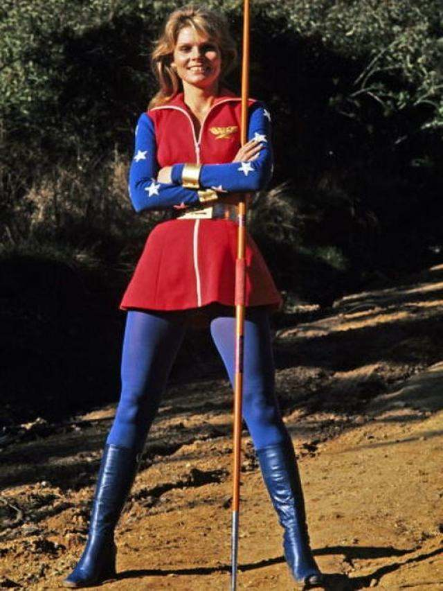 Wonder Woman Cathy Lee Crosby