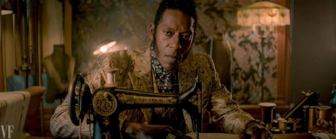 Orlando Jones as Mr. Nancy in 'American Gods.'