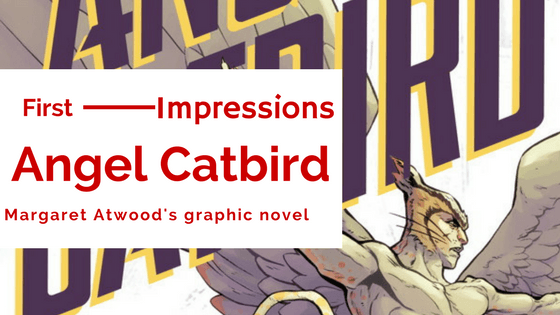 First Impressions: Angel Catbird