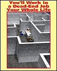 'You'll Work in a Dead-End Job' book cover