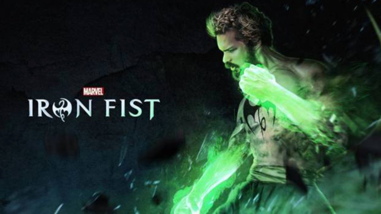 Finn Jones as Danny Rand in Netflix's 'Iron Fist'.