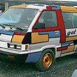 Partridge Family Toyota
