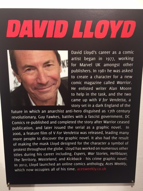 David Lloyd bio