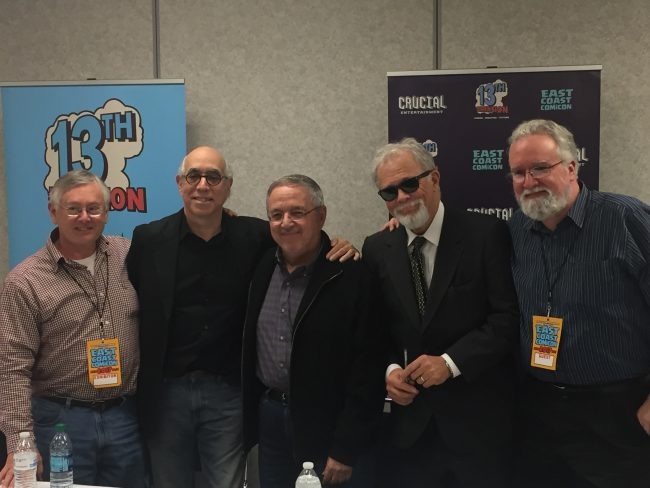 Kraven's Last Hunt Panel ECC 2017