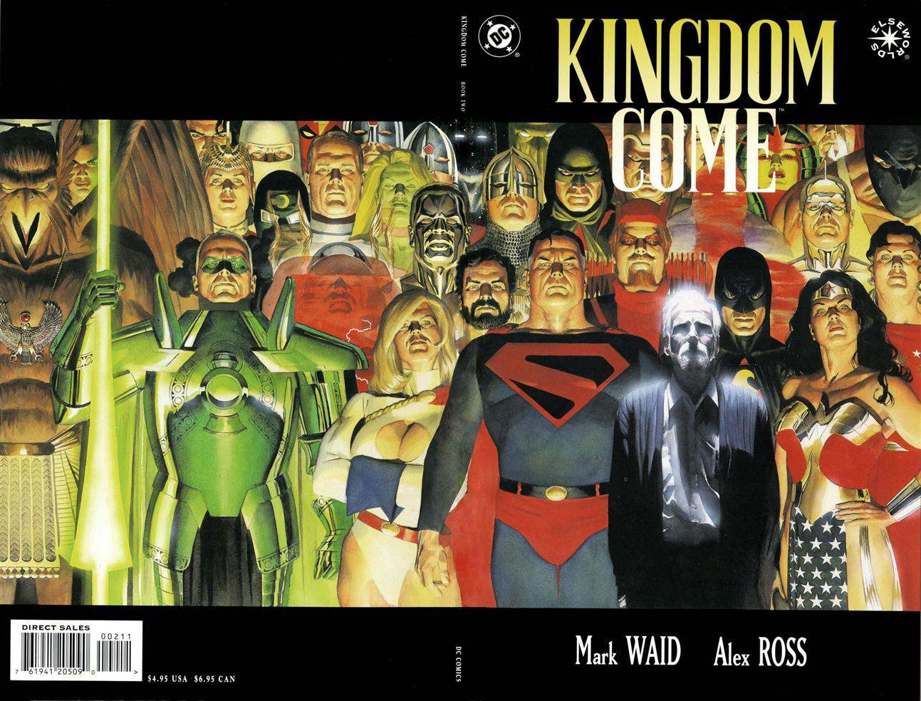 Kingdom Come 2 cover