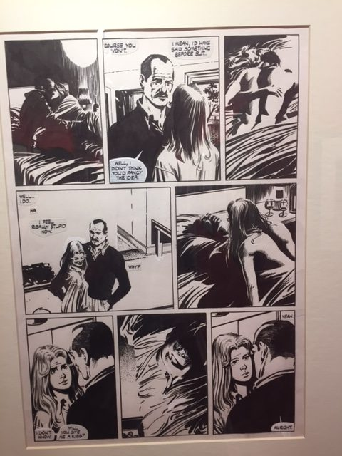 V For Vendetta David Lloyd Pg 133