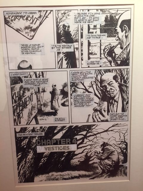 V For Vendetta David Lloyd Pg 210