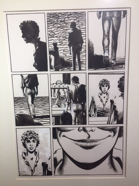 V For Vendetta David Lloyd Pg 251