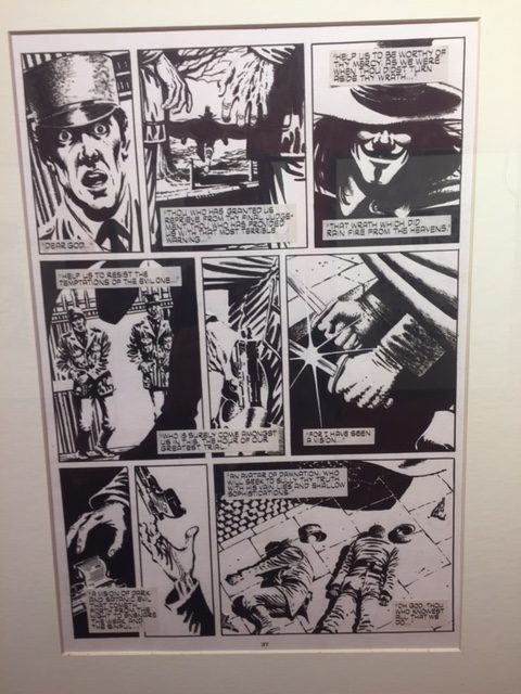 V For Vendetta David Lloyd Pg 52