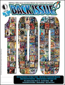 BACK ISSUE 100 cover