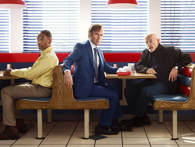 Better Call Saul season 3 TV
