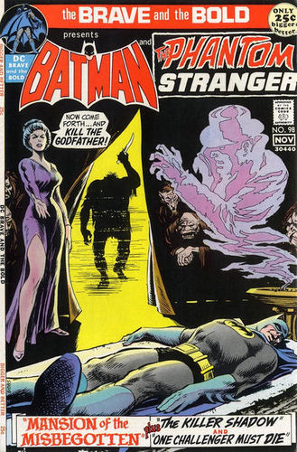 Brave and the Bold 98 cover Nick Cardy