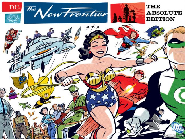 DC The new Frontier Darwyn Cooke
