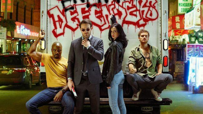 Defenders Netflix TV