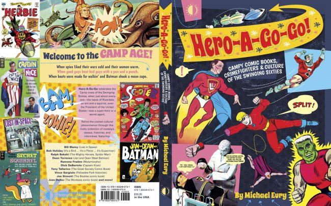 Hero-A-Go-Go cover