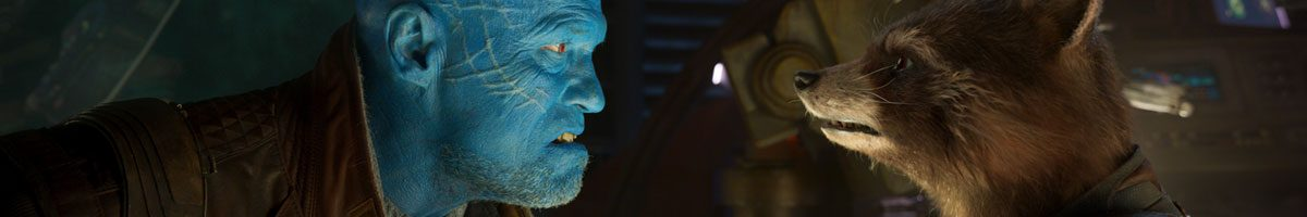 Guardians of the Galaxy: Eye Candy and Daddy Issues